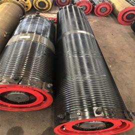 φ300*800钢丝绳卷筒组 矿山双梁天车卷筒
