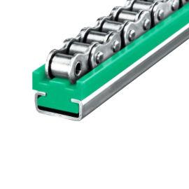 静音链条导轨 高分子聚乙烯板 多排链条导轨制造商