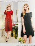 卡伊奴打造都市女性风格独立自信成熟连衣裙