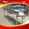 魚豆腐自動灌裝抹盤生產設備千頁豆腐摸盤線