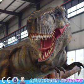 恐龙园规划生产制作恐龙展览道具租赁