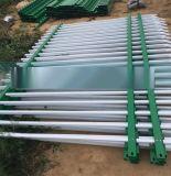 厂家直销 铁马护栏人行横道栏杆 施工围挡临时可移动铁马护栏栏杆