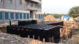 SYSW大模块消防水池 装配式BDF消防泵站