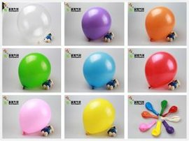 2.2g亚光乳胶气球