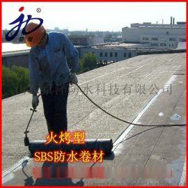 SBS防水卷材 国标火烤型材料-20度  楼顶专用卷材