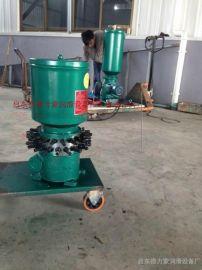 DDB多点电动润滑泵 多点干油泵 黄油泵(启东德力蒙) QQ  2968755026