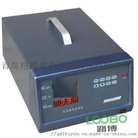 LB-QC302 汽车排气分析仪在山东滨州的使用