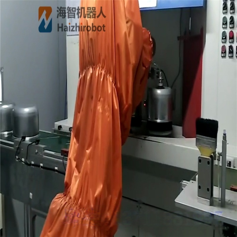 自動化衝牀衝壓機械手 機械臂 海智四軸機器人