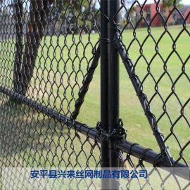 勾花网防护 勾花网品牌 球场护栏网