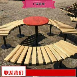 公园长座椅大量现货 围树椅量大价优