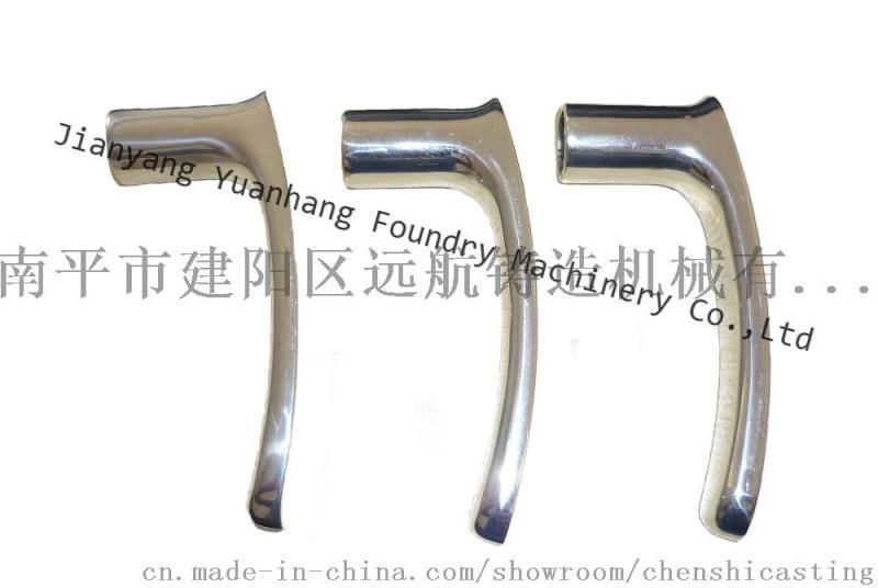 生产供应 镜面抛光拉丝铸件加工 316不锈钢水龙头手柄 举报