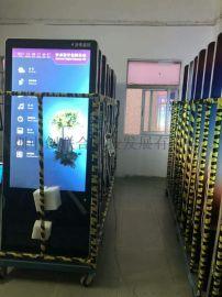 中创55寸壁挂室内网络版广告机