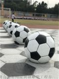 佛山玻璃钢圆球造型雕塑定做、玻璃钢雕塑工艺品