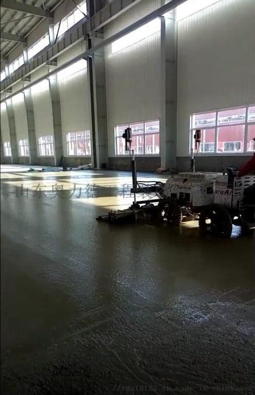 厂房路面混凝土激光整平机 密实均匀更美观