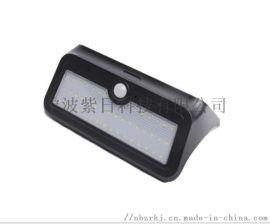 厂家直销太阳能墙壁人体感应灯 新款高亮感应灯