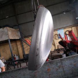 **球形碳钢封头|盐山鑫涌16Mn压力容器封头摘要