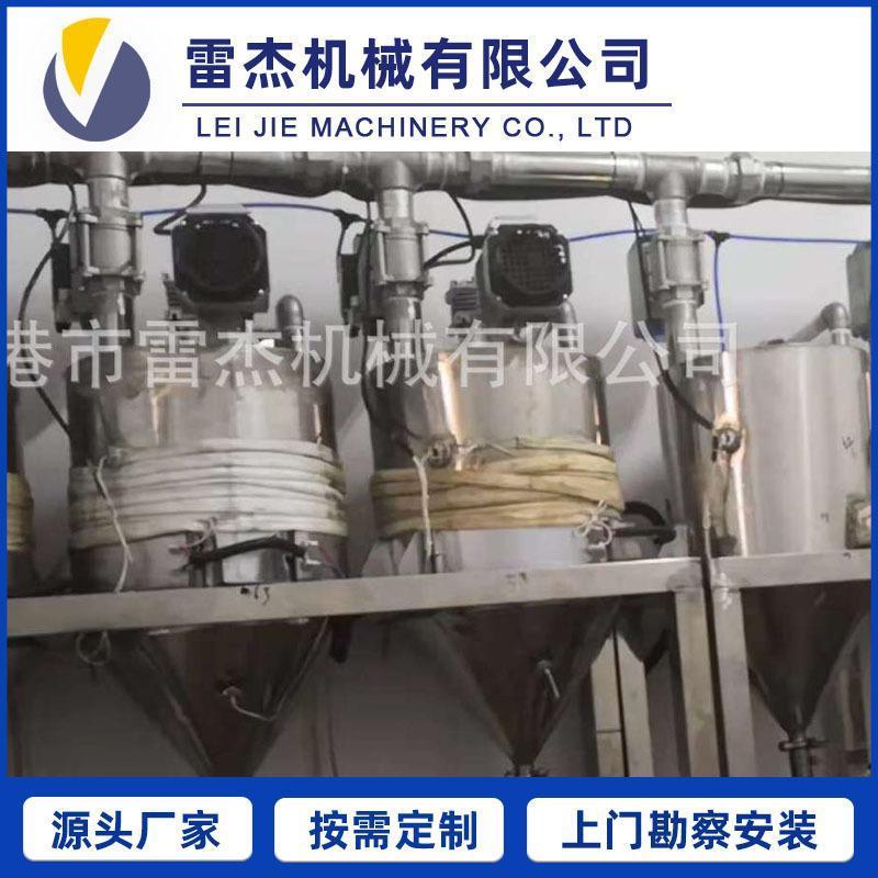 自动计量称重混合配混系统设备 计量称重混配生产线