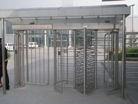 全高栅栏旋转门(jyl-pw8005)