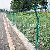 廠價圈地鐵絲網  園林圍擋護欄網  果園隔離防護網