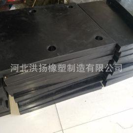 工业用防震橡胶垫块 橡胶减震块 防震防撞耐磨橡胶块