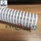PVC牛筋管, 磨床吸尘管, 真空吸排管, PVC塑筋螺旋缠绕增强软管