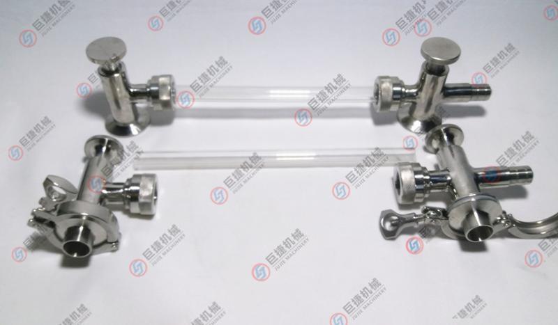 卡箍卫生级液位计, 弯头式液位计, 流量计, 焊接式液位计 侧装液位计