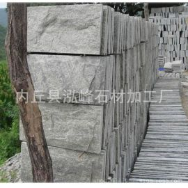 绿色文化石现货 供应绿色蘑菇石外墙砖