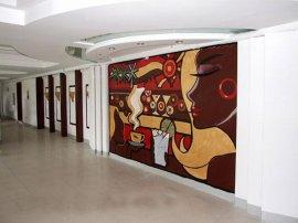 幼儿园墙体彩绘环保颜料
