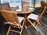 户外柚木家具