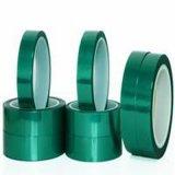 耐高温PET遮蔽胶带 电镀 喷涂遮蔽专用PET绿胶带