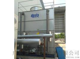 冷冻机专用冷却水塔湿塔需要有补给水的水源