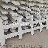 PVC塑钢护栏 草坪护栏厂家 小区草坪护栏
