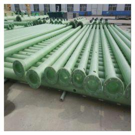 管道寿命长玻璃钢夹砂保护管