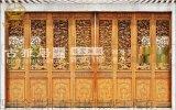 成都瑞森實木花格門窗廠,古建門窗定製加工