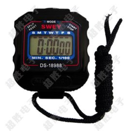 供应批发IAKSUIV系列DS-18988数字运动秒表