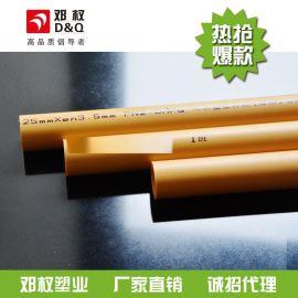 邓权牌 dn20dn25dn32PPR家装精品管 PPR冷热水管 PPR管材管件厂家直销