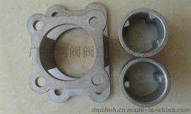 江苏塑料球阀不锈钢支架轴DN15-DN80电电动球阀
