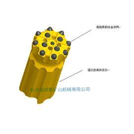 厂家供应T45螺纹钻头 T51螺纹钻头 莲花山连接套 潜孔冲击器