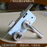 爆款不锈钢门锁双弯把手锁木门防火锁 防火锁体 防火锁芯