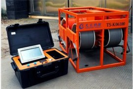 超声成孔检测仪 钻孔灌注桩成孔检测