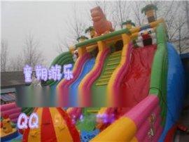 童朔001儿童现货充气大滑梯可定制