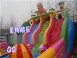童朔001兒童現貨充氣大滑梯可定製