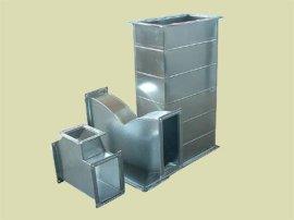 镀锌板风管 抽  烟通风管道 耐腐蚀玻璃钢通风管道