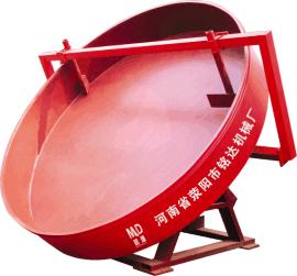 河南郑州铭达有机肥设备对辊造粒机圆盘造粒机