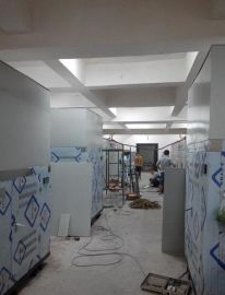 高低壓聯絡母線槽、聯絡母線、密集型母線槽、聯絡母線橋