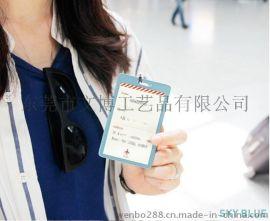 订做航空硅胶行李牌