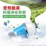 新一代淨化空氣照明led燈