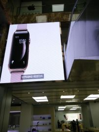 绵竹户外显示屏广告服务强力巨彩户外Q10全彩LED显示屏