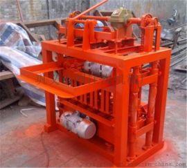 专业生产 全自动 水泥砖机 砌块机
