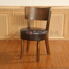 复古式卡座桌椅定制 美式乡村储物卡座餐桌椅沙发组合 小户型沙发